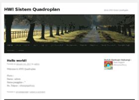 hwiquadroplan.com