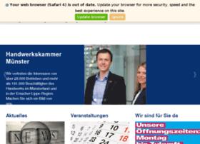 hwk-muenster.de