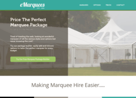 hxmarquees.co.uk