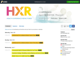hxrefactored2015.sched.org