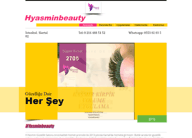 hyasmin.com