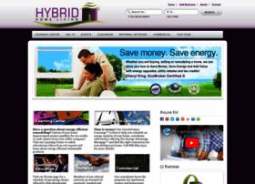 hybridhomeliving.com