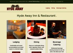 hydeawayinn.com