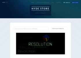 hydeofficialstore.com