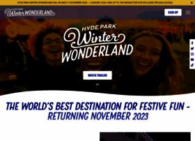 hydeparkwinterwonderland.com