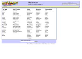 hyderabad.123list.net