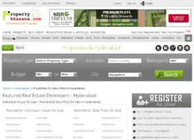 hyderabad.propertykhazana.com