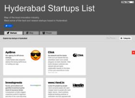 hyderabad.startups-list.com