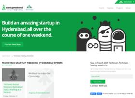 hyderabad.startupweekend.org