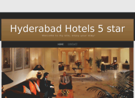 hyderabad5starhotels.jigsy.com