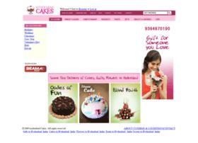 hyderabadcakes.com