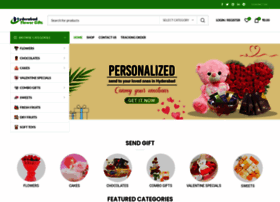 hyderabadflowergifts.com