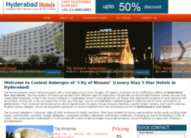 hyderabadhotels5star.com