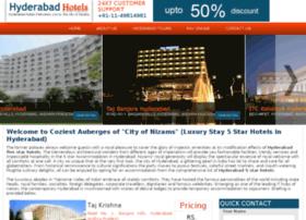 hyderabadhotels5star.com
