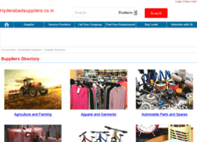 hyderabadsuppliers.co.in