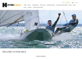 hydesails.co.uk