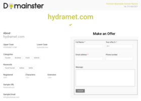 hydramet.com
