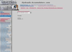 hydraulicaccumulators.com