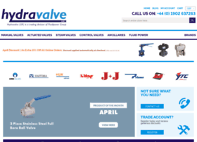 hydravalve.co.uk