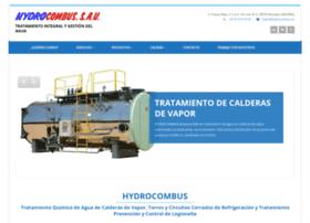 hydrocombus.es
