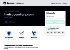 hydrocomfort.com