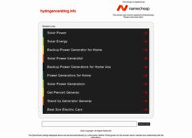 hydrogencarsblog.info