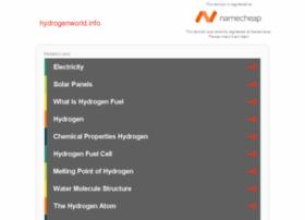 hydrogenworld.info
