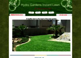 hydrolawns.co.za