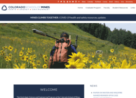 hydrology.mines.edu
