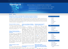 hydrology.nl