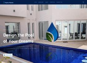 hydromasterpools.com