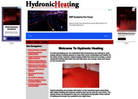 hydronicheating.net