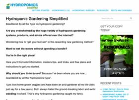 hydroponics-simplified.com