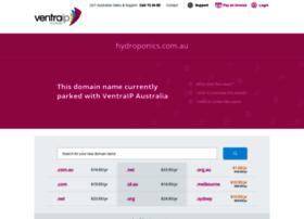 hydroponics.com.au