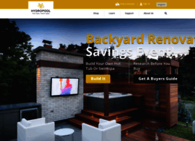 hydropoolhottubs.com