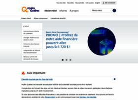 hydroquebec.com