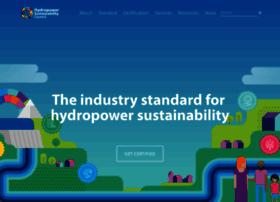 hydrosustainability.org
