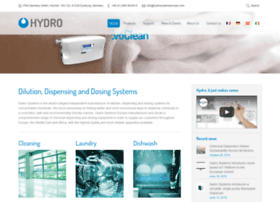 hydrosystemseurope.com