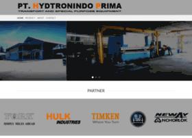 hydtronindo.com