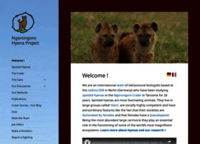 hyena-project.com
