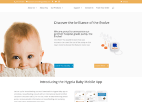 hygeiababy.com