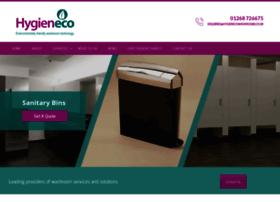 hygienecowashrooms.co.uk