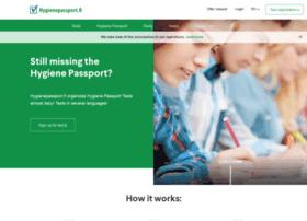 hygienepassport.fi