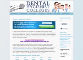 hygienist-colleges.com