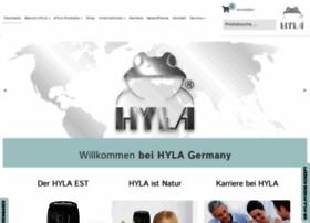 hylagermany.de