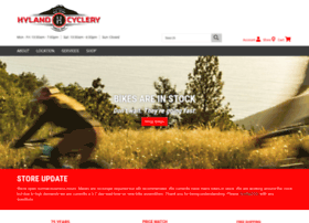 hylandcyclery.com