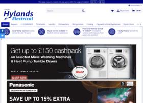 hylandselectrical.co.uk