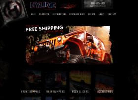 hylineoffroad.com