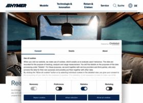 hymer.com