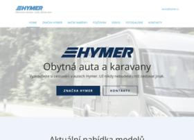 hymer.cz